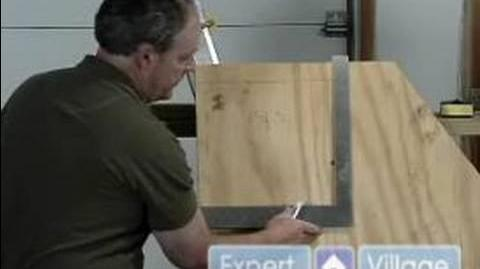 Home Improvement Tools How to Use a Carpenter Square