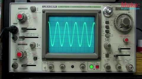 MAKE presents The Oscilloscope
