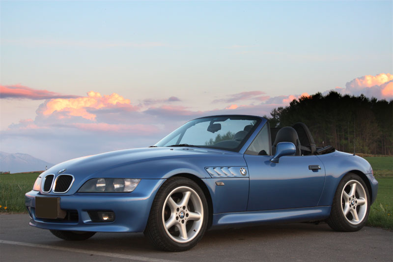 Bmw Z3 Bmw Wiki Fandom Powered By Wikia