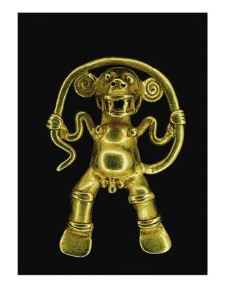 Small-gold-statue--C10233937