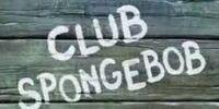 El club de Bob Esponja