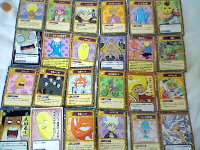 Bo-bobo Cards