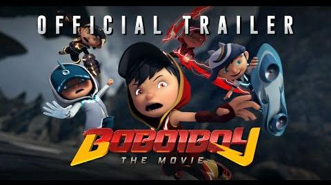 BoBoiBoy The Movie Official Trailer