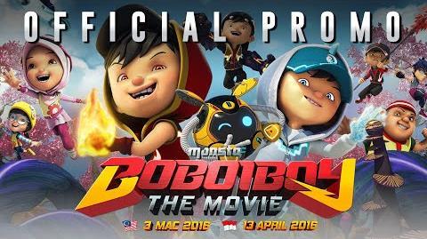 BoBoiBoy The Movie Official Promo 1