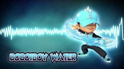 BoBoiBoy OST BoBoiBoy Water Theme