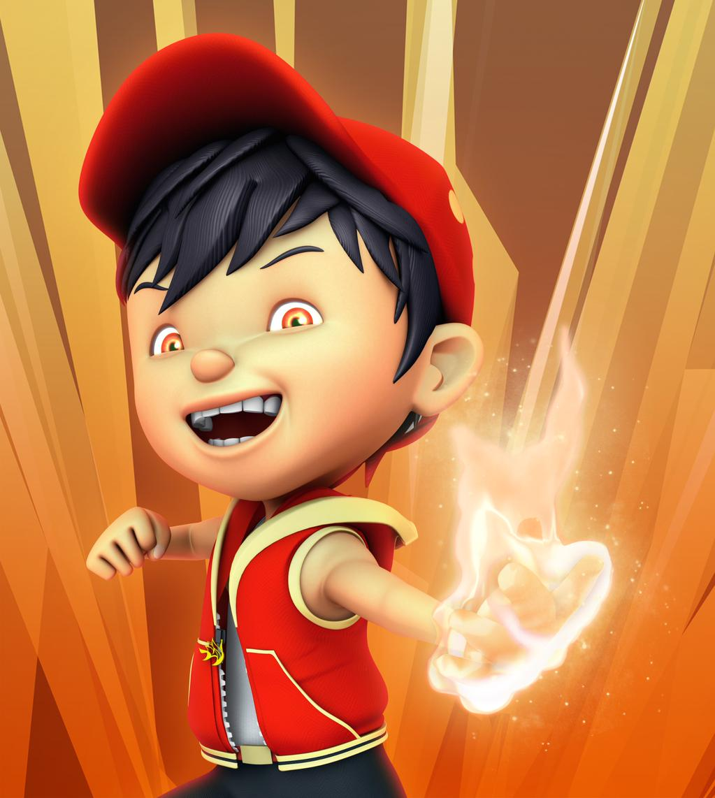 BOBOIBOY RESPECT THREAD