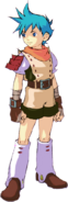 BoFIII RyuChild Artwork