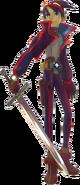 BoFV Ryu Artwork
