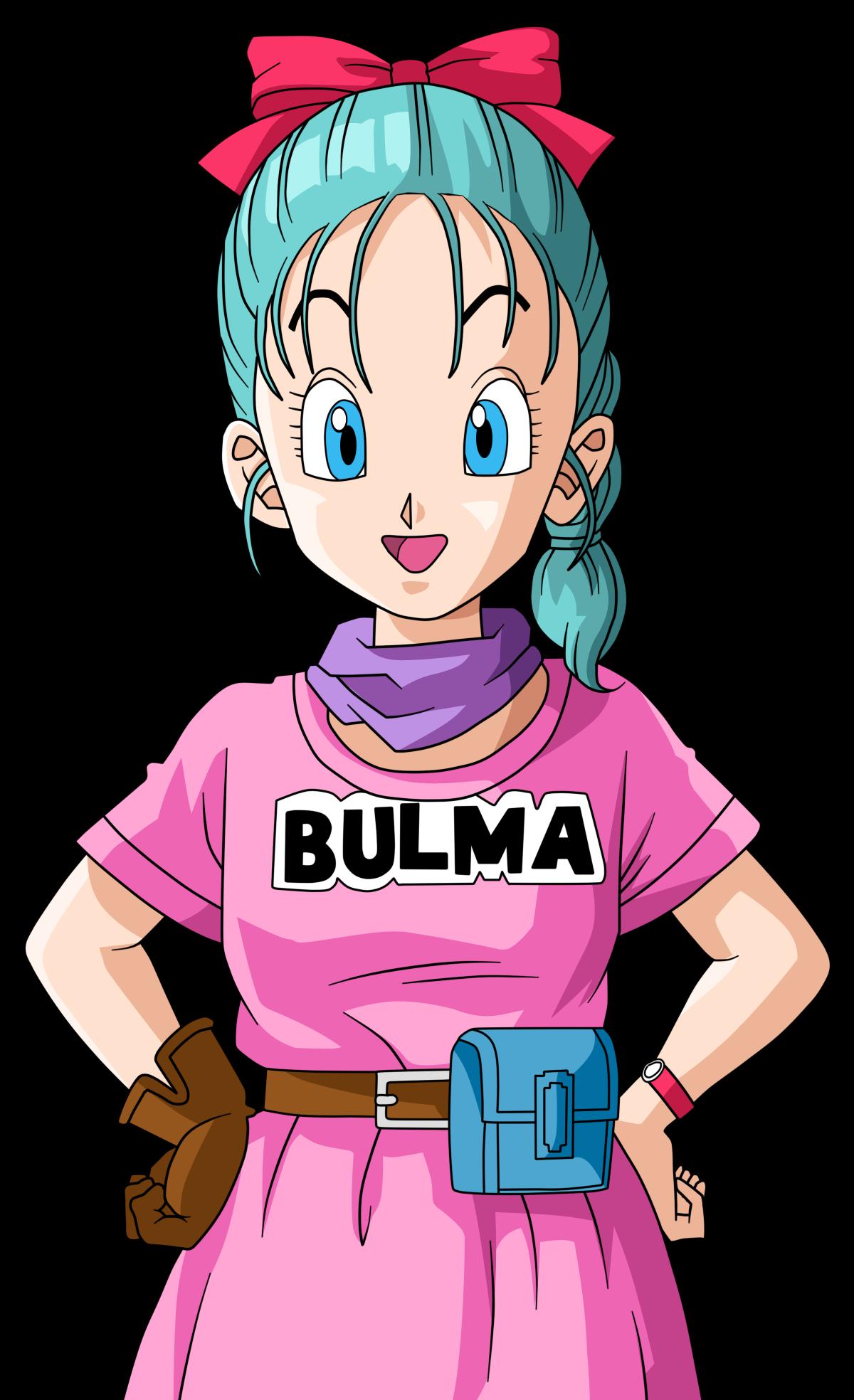 Dragonball Z Bulma