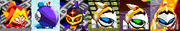 Bomberman 64 Avatars