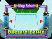 Blizzard Battle