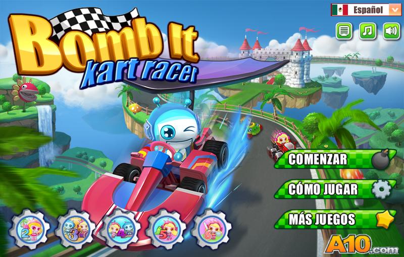 Bomb it kart racer bomb it wiki fandom powered by wikia for Beb it