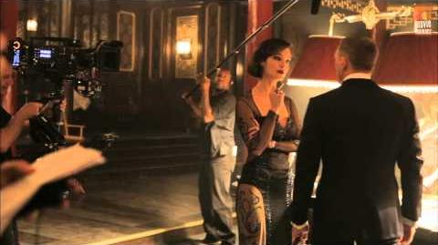 Skyfall - Bond-Girls Featurette
