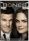 Bones S11 DVD
