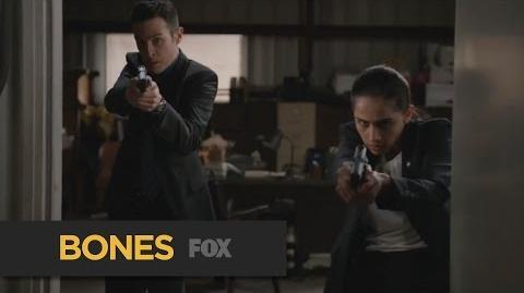 "BONES Preview ""The Secret in the Service"" FOX BROADCASTING"