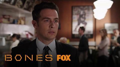 Aubrey Runs Into His Estranged Father Season 12 Ep. 5 BONES