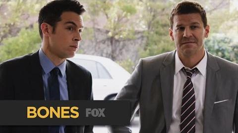 """BONES Preview """"The Movie in the Making"""" FOX BROADCASTING"""