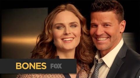 BONES Hiatus Survival Kit 2015 FOX BROADCASTING