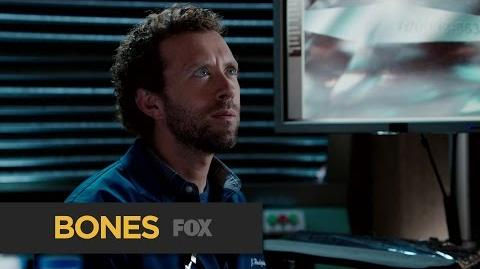 """BONES A Poltergeist from """"The Jewel in the Crown"""" FOX BROADCASTING"""