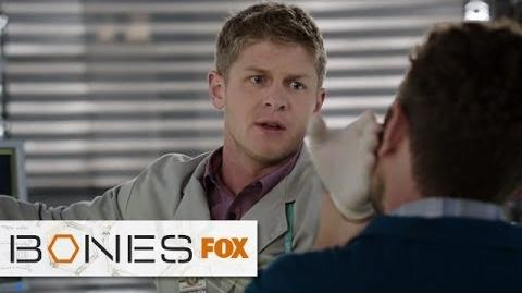 """Stuck Together from """"The Dude In Dam"""" BONES FOX BROADCASTING"""