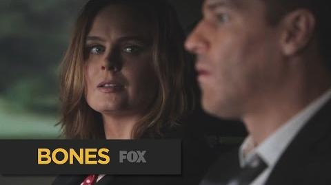 """BONES The Butterfly Effect from """"The Murder of the Meninist"""" FOX BROADCASTING"""