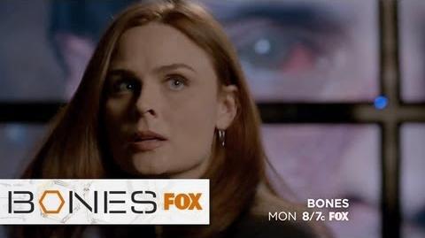 "Promo for ""The Sense in the Sacrifice"" BONES FOX BROADCASTING"