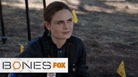 "Lightning Struck from ""The Spark In The Park"" BONES FOX BROADCASTING"