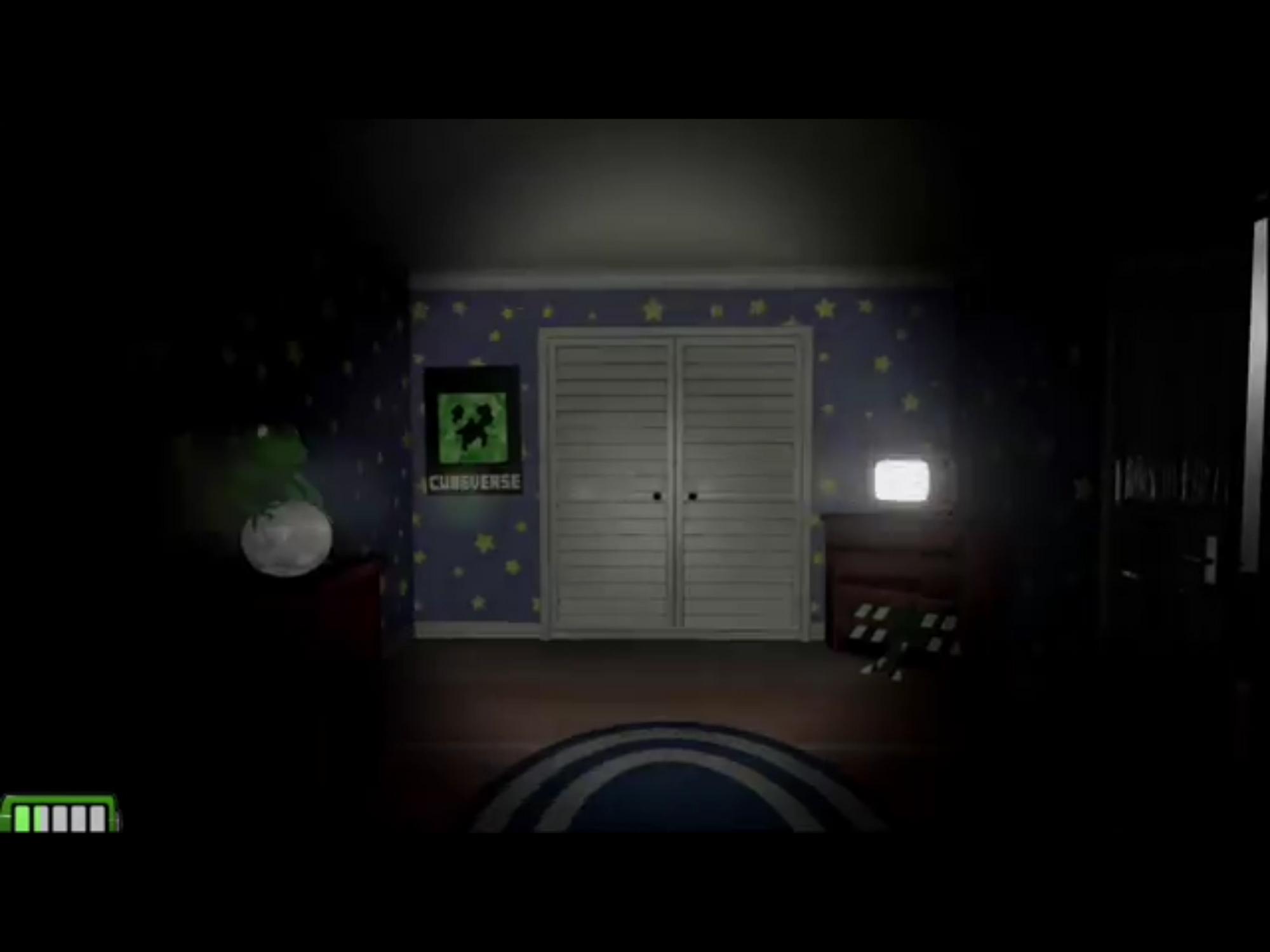 Boogeyman Thomas S Room