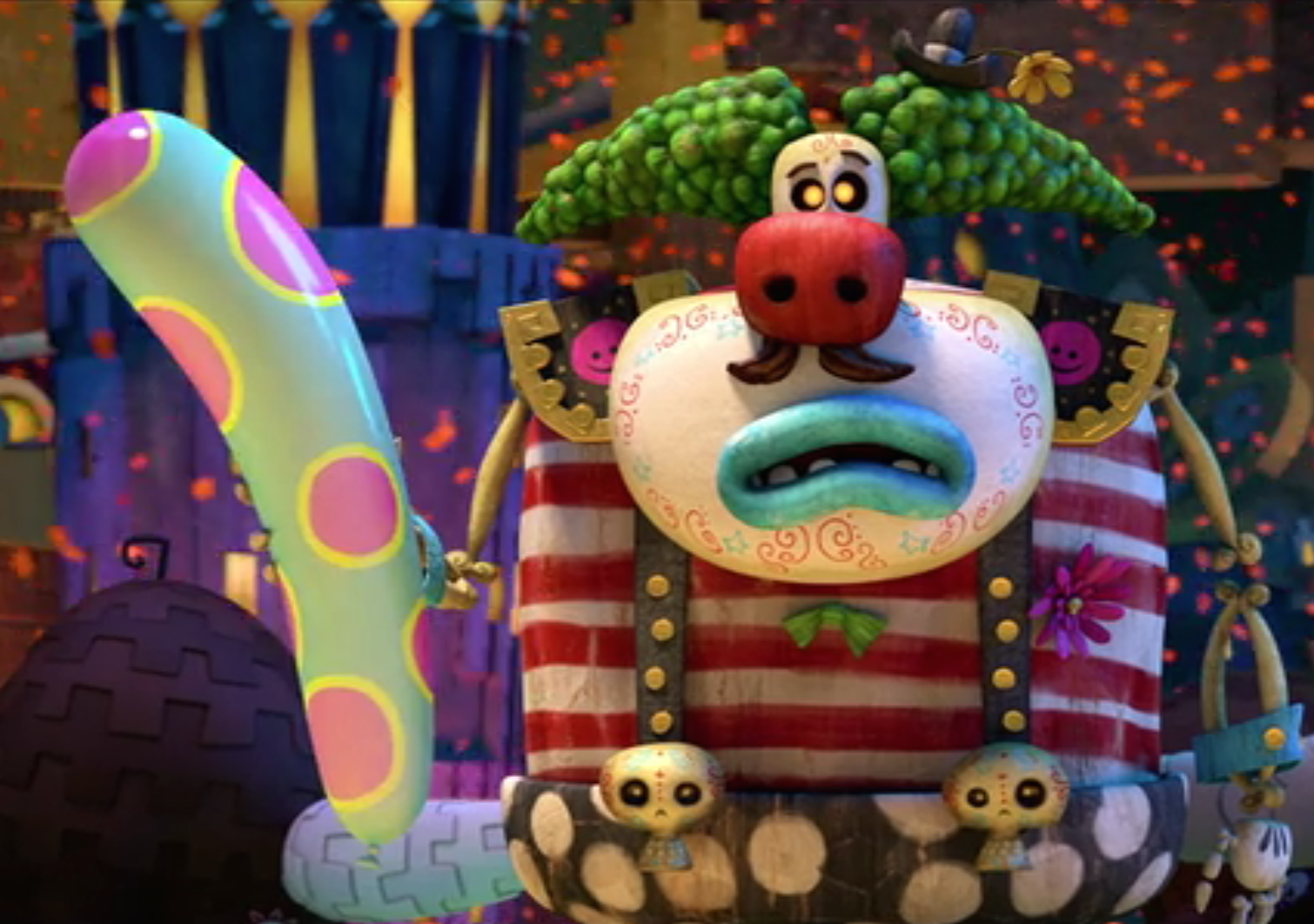cousin chucho the book of life wiki fandom powered by