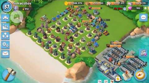 Cryoneers still don't focus fire after flare expires Boom Beach