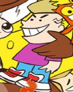 Buzz boomerang from cartoon network wiki fandom powered by wikia