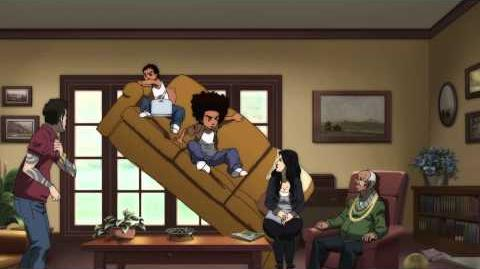 The Boondocks - Season 4 Preview