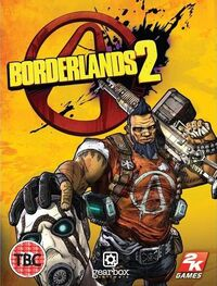 BL2 offical cover art PC (Modified)