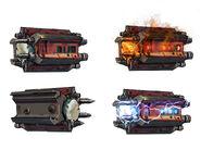 Bandit elemental accessories