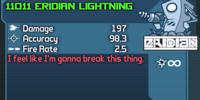 Eridian Lightning