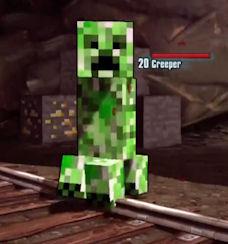 File:Borderlands 2 Minecraft Creeper.png
