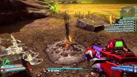Video - Borderlands 2 Easter Egg Dark Souls UxxeR | Borderlands ...