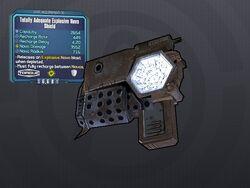 LV 30 Totally Adequate Explosive Nova Shield