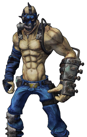 File:BL2-Krieg-Skin-DON'T MAKE ME CALM DOWN.png