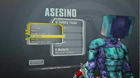 Video - Borderlands 2 Easter Egg La cueva de Minecraft UxxeR y ...