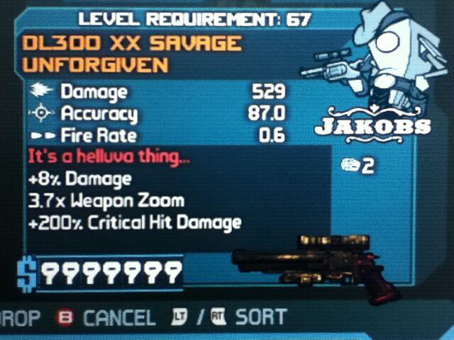 File:DL300 XX SAVAGE UNFORGIVEN.JPG