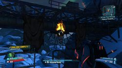 Borderlands2 fire totem 9