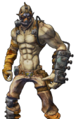 BL2-Krieg-Skin-PAIN IS EVERYTHING