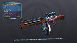 Wild Hammer Buster II 72 Orange None