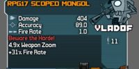 Mongol (Borderlands)