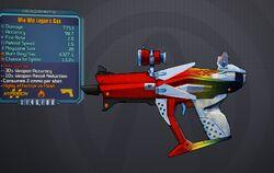 Lvl50 Win-Win Logan's Gun