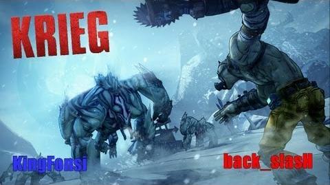Borderlands 2 - Krieg the Psycho Monatge