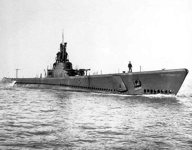 File:Gato class submarine uss paddle.jpg