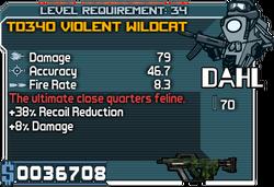 Dahl Wildcat