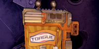 Torgue vending machine